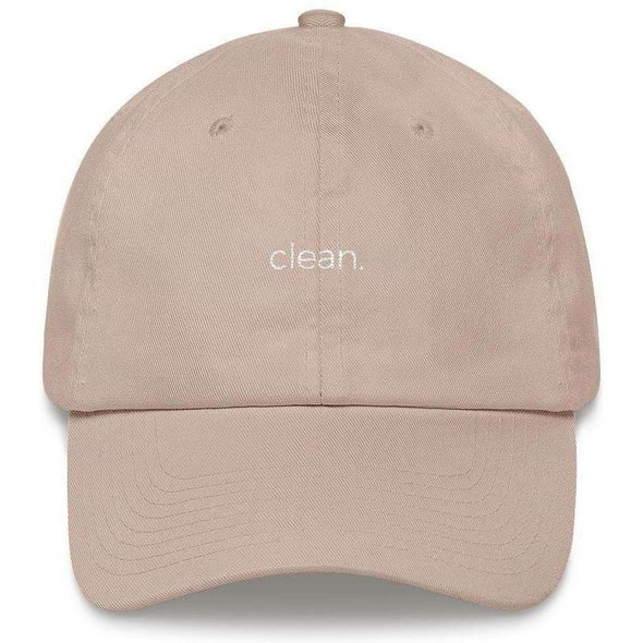 clean. Dad Hat