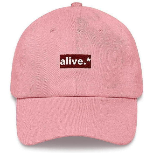Alive.* Dad Hat