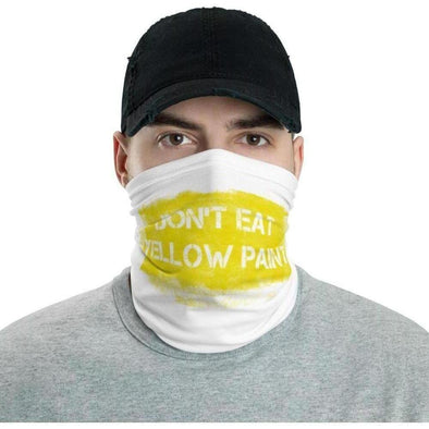 Yellow Pant Neck Gaiter