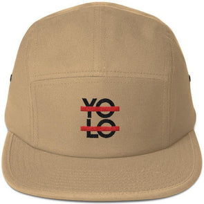 YOLO Five Panel Cap