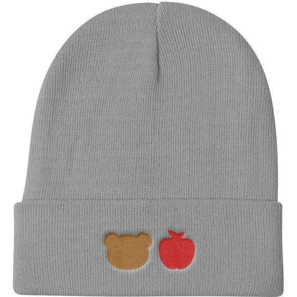 Bear Fruit Knit Beanie