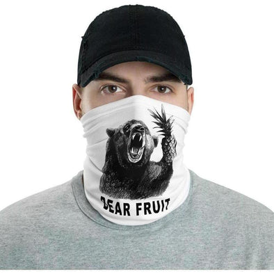 Bear Fruit Neck Gaiter