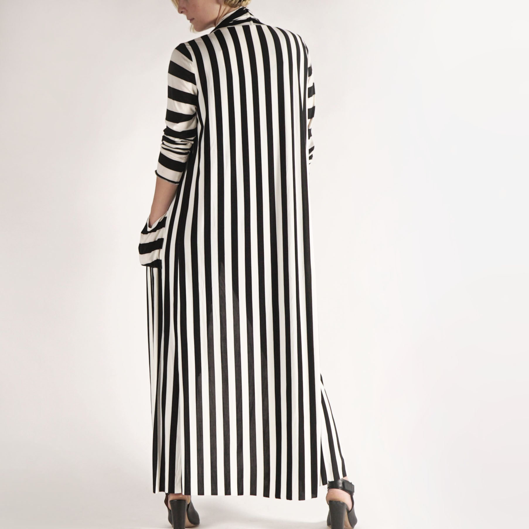 Striped Robe