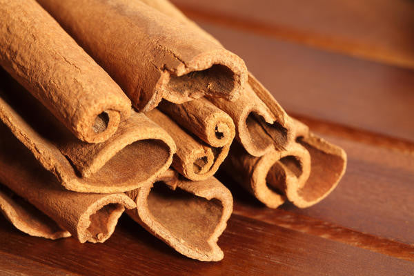 Cinnamon and Raw Honey for weight loss.