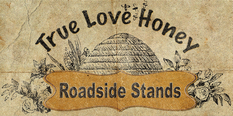 True Love Honey Raw Honey Roadside Locations in Tucson Arizona