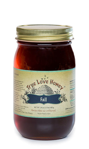 Fall (Avocado) Honey with FREE SHIPPING in the USA