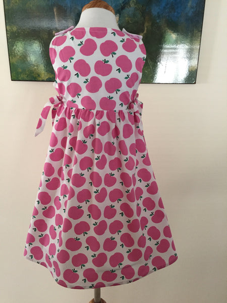 Pink Apple Dress