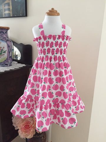 Apples In Pink Sundress