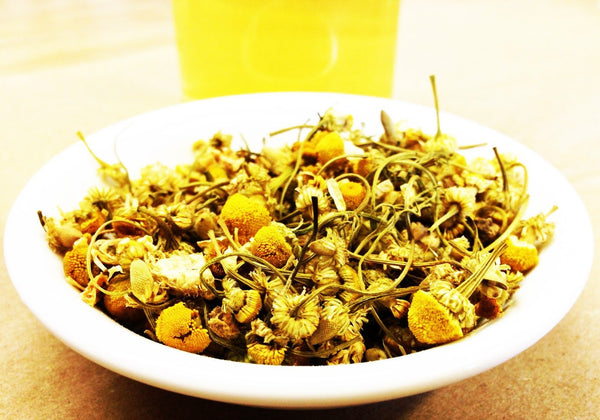 CHAMOMILE - LEMON - GINGER