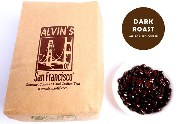 DARK ROAST - BOLD - HEARTY