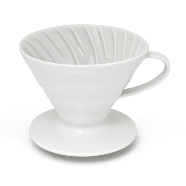 HARIO V60 CERAMIC POUR OVER COFFEE BREWER