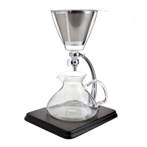 YAMA SILVERTON COLD BREW COFFEE DRIPPER