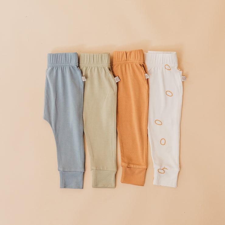 Legging - Bamboo Basic - ASHLEY BLUE
