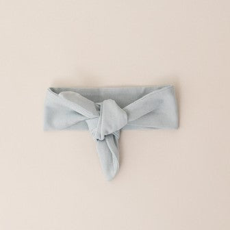 Hair Band - Tie - Blue Berry