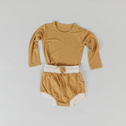 Onesie - Long Sleeve - Honey