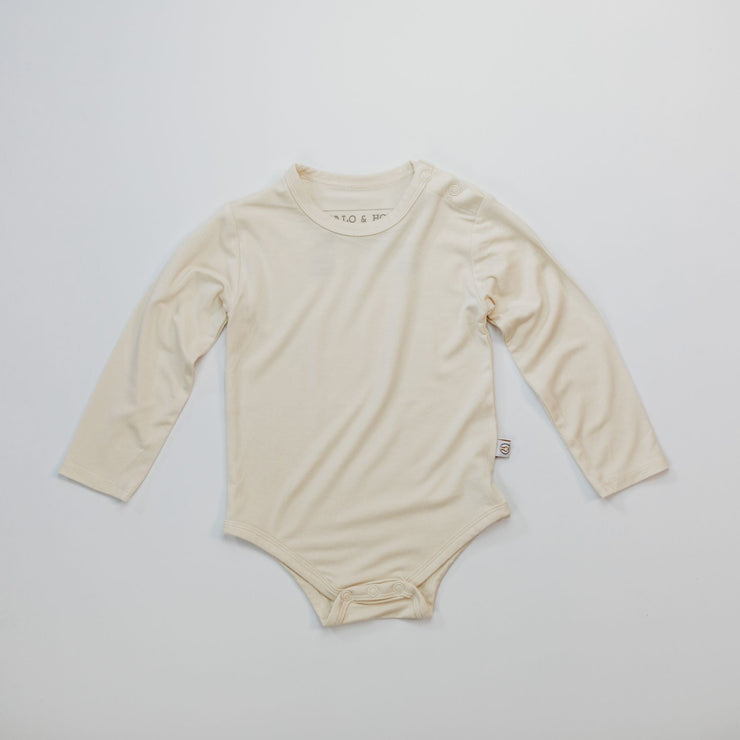 Onesie - Long Sleeve - Dove