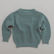 Chunky Knit Sweater  - Organic Cotton - Milleu