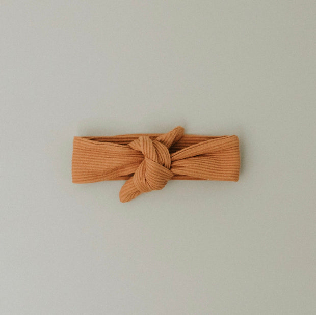 Hair Band - Tie - Honey Rib