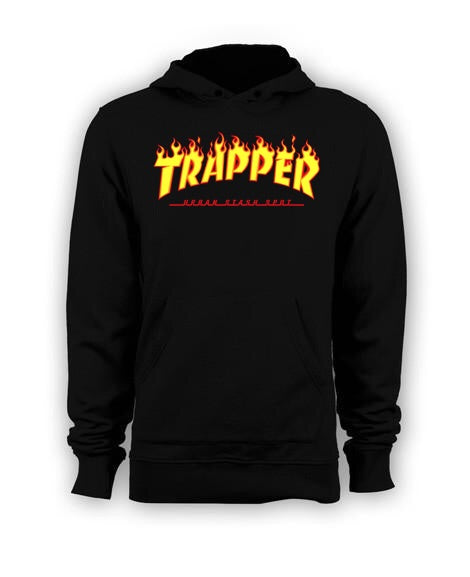 Trapper hoodie