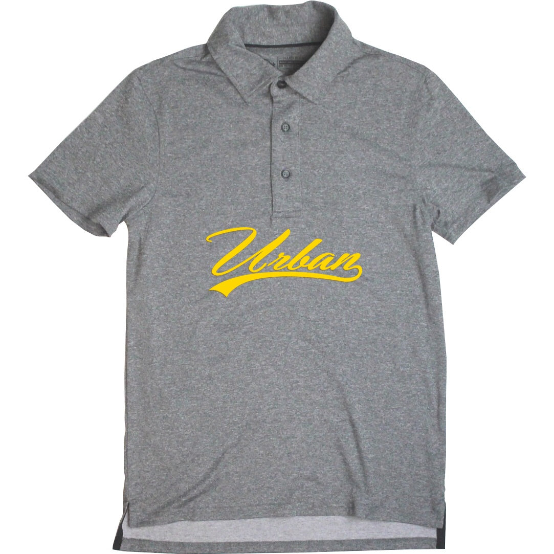 Urban polo collar shirt