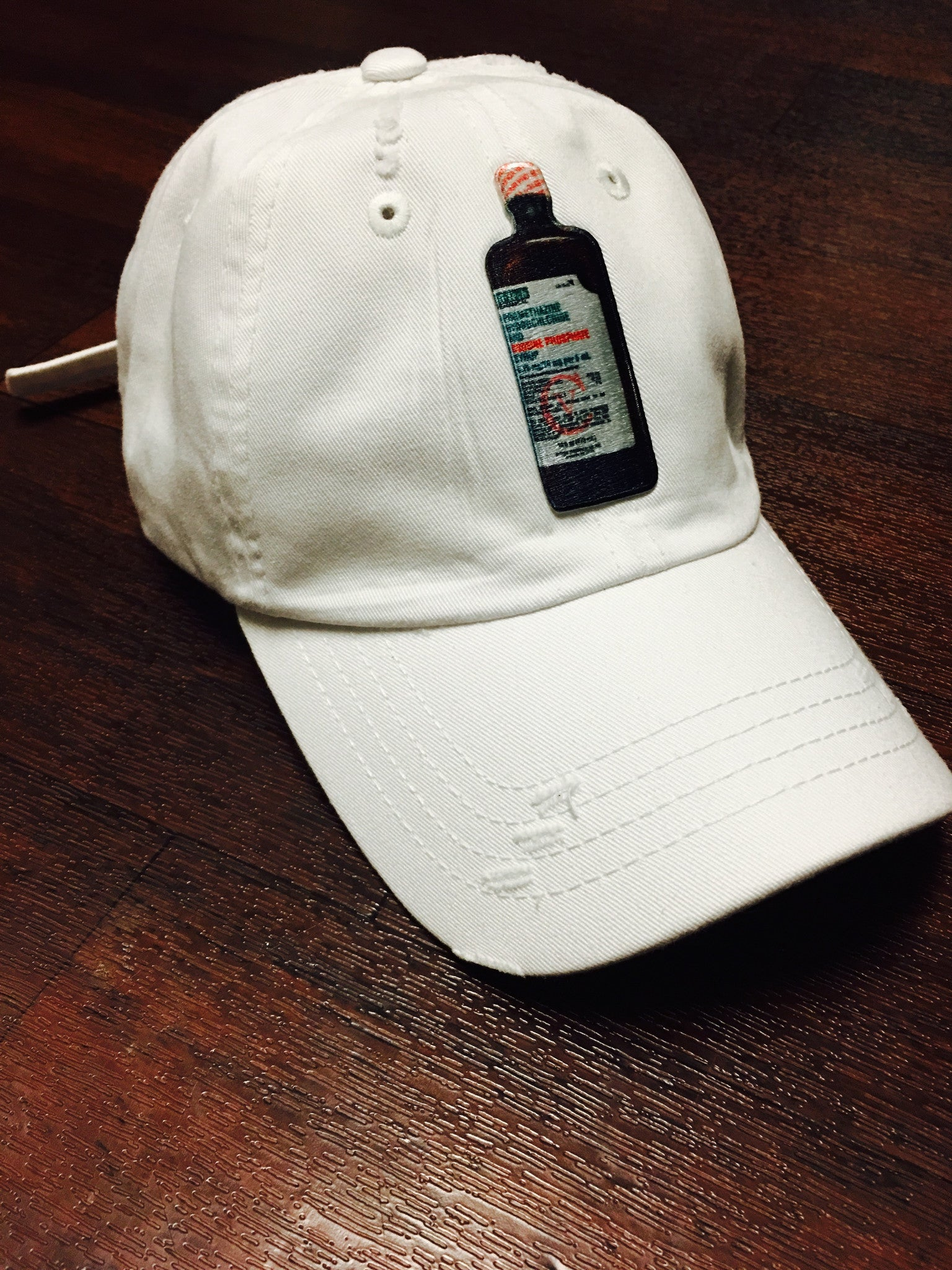 New hitech pint dad hat