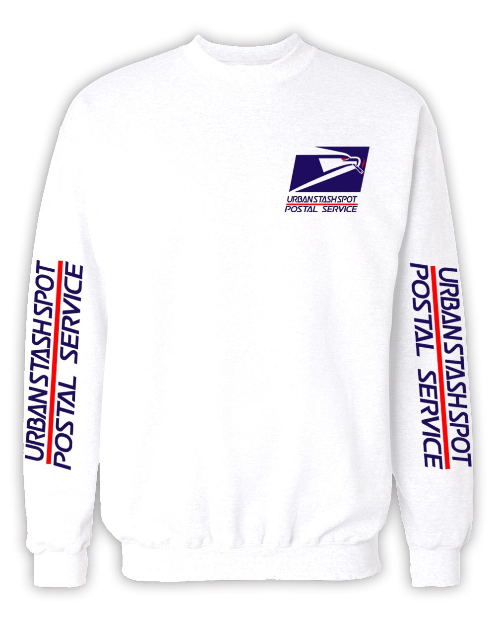 Urban stash spot postal service Long Sleeve T Shirt
