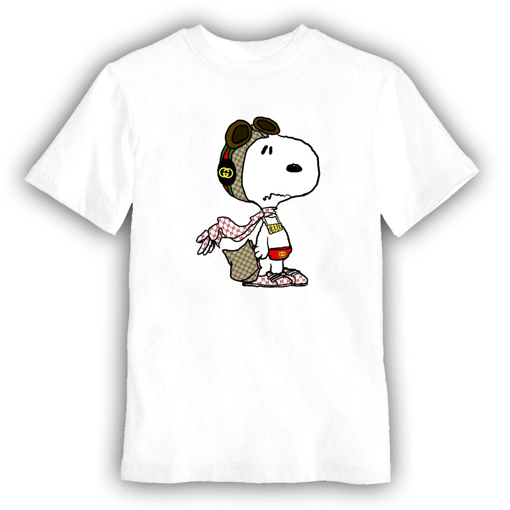 Urban snoopy youth shirt