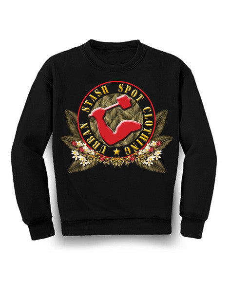 Jungle Love Crew Neck Sweater