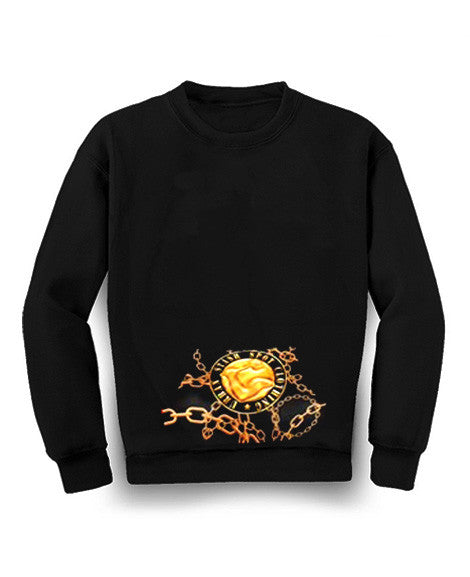 Links Crew Neck Sweater