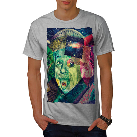 Einstein Philosophy Mens T-Shirt