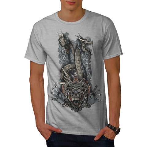 Oriental Dragon Myth Mens T-Shirt