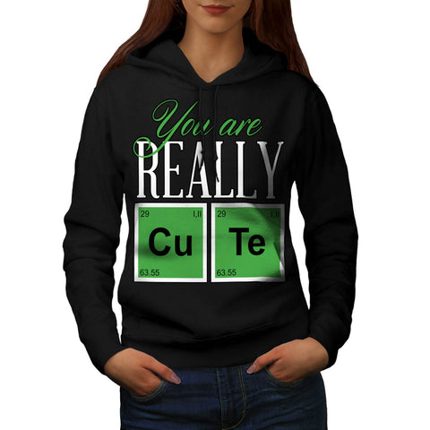 You Are Really Cute Womens Hoodie