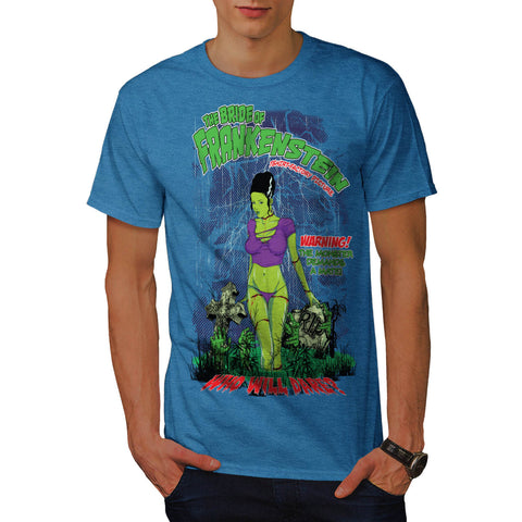Frankenstein Bride Mens T-Shirt