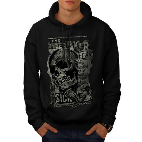 The Undertaker Fear Mens Hoodie