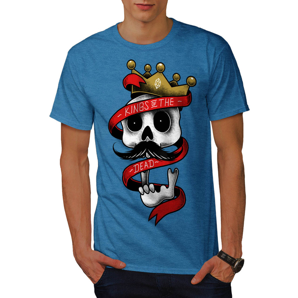 King Of The Dead USA Mens T-Shirt