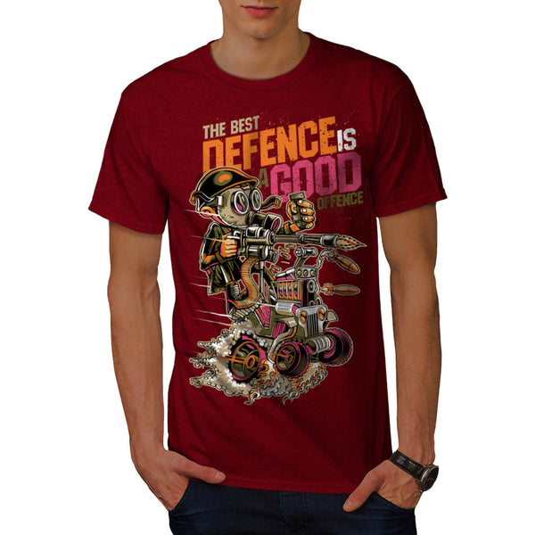 The Best Defence Mens T-Shirt
