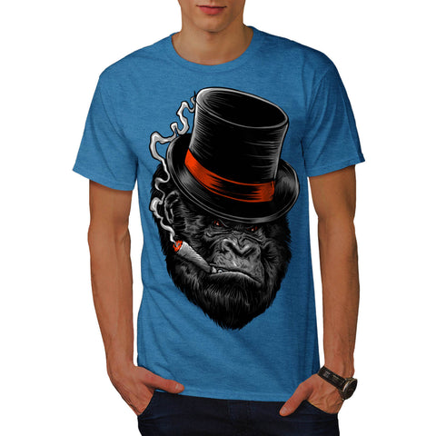 Gorilla Mafia Smoke Mens T-Shirt