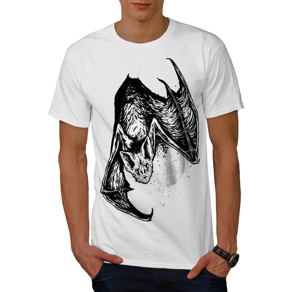 Vampire Blood Bat Mens T-Shirt