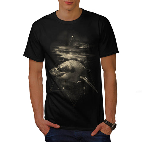 Great White Shark Mens T-Shirt