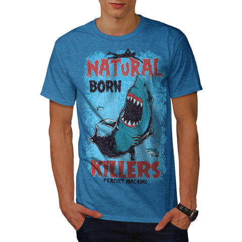 Natural Born Killers Mens T-Shirt