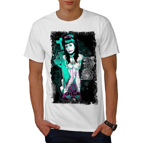 Day of The Dead Girl Mens T-Shirt