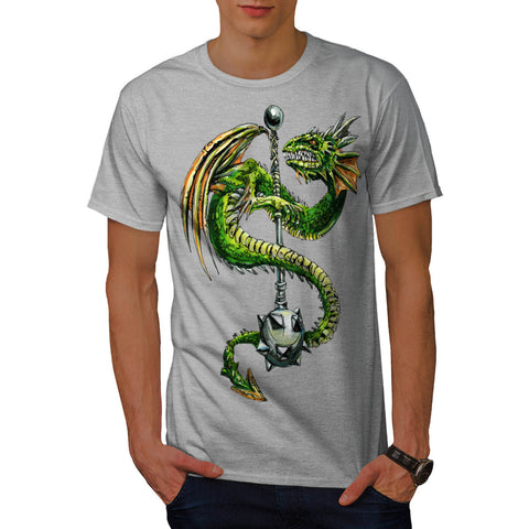 Dragon Cruel Creature Mens T-Shirt