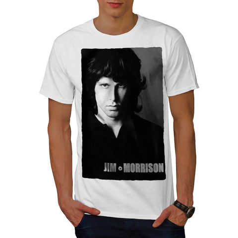 Jim Morrison Mens T-Shirt