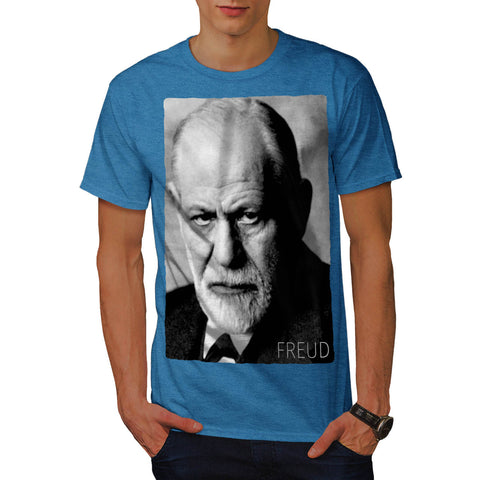 Sigmund Freud Art Mens T-Shirt