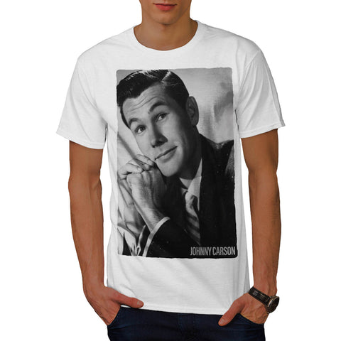 Johnny Carson USA Mens T-Shirt