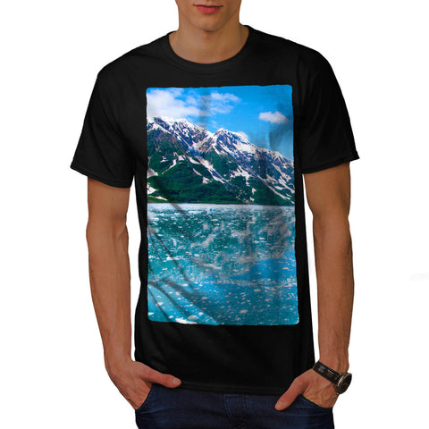 Beautiful Mountains Mens T-Shirt
