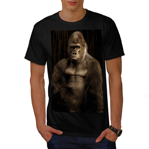 Gorilla Strong Body Mens T-Shirt