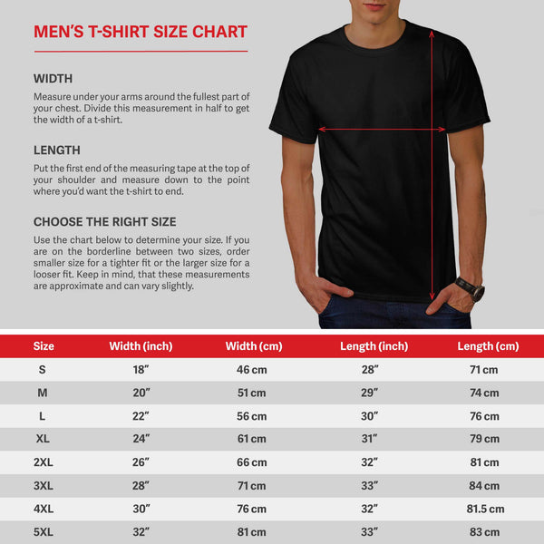 Ethnic Style Letter Mens T-Shirt