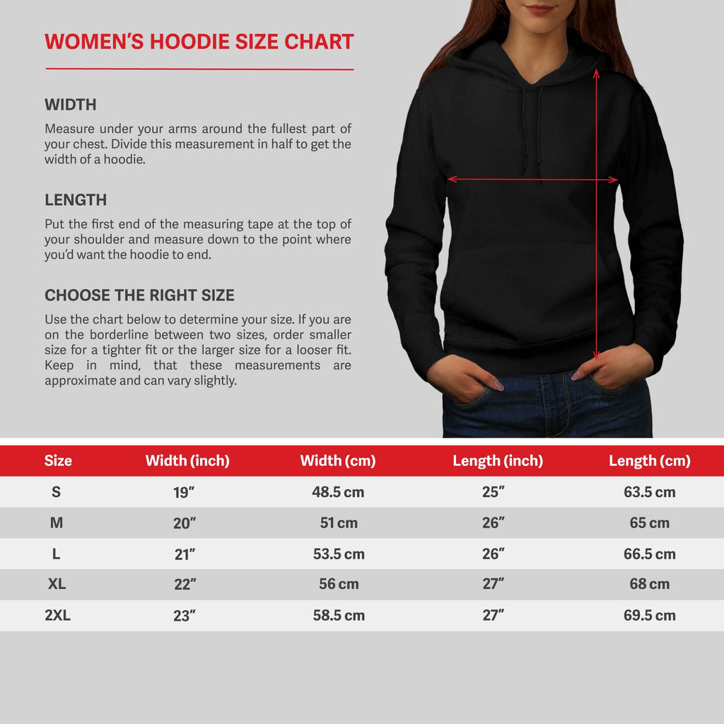 Space People Armor Womens Hoodie