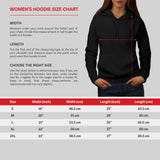 Danger Animal Head Womens Hoodie
